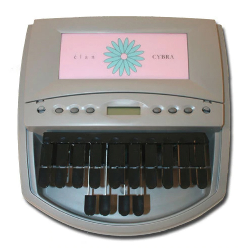 Elan Cybra steno machine